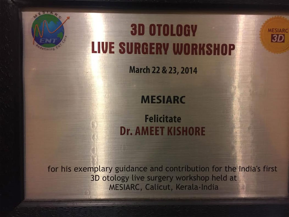 Best ENT surgeon in india