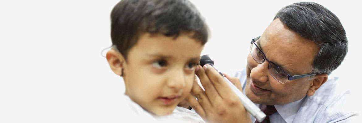 Paediatric ENT Doctors in Delhi, ENT Specialist Delhi India